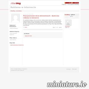 Reklama w internecie pozycjonowanie stron internetowych oraz seo