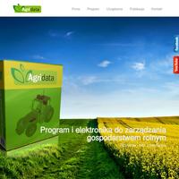 System Agridata jest produktem firmy Systemy Rolnicze – integratora usług rolniczych. Systemy Rolnicze jest Polską firmą tworzącą oprogramowanie do integracji usług informatycznych oraz producentem elektroniki przeznaczonej dla rolnictwa. Platforma Agridata gromadzi, przetwarza i łączy dane pobierane z urządzeń elektronicznych oraz pozwala na kompleksowe zarządzanie gospodarstwem rolnym.