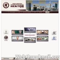 AGENCJA WDRAŻANIA SYSTEMÓW BEZPIECZEŃSTWA HEKTOR Sp. z o.o. jest polską firmą aktywną nieprzerwanie na rynku od 2000 roku. Obecnie dostarczamy usługi z zakresu kompleksowej ochrony fizycznej osób i mienia, zabezpieczeń technicznych, monitoringu wizyjnego.