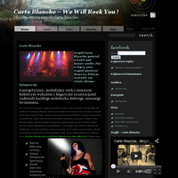 Zespół został założony w drugiej połowie 1996 roku.  Podczas gdy prowadzone były poszukiwania gitarzysty basowego powstawały kolejne utwory. Na stronie zespołu Carte Blanche wypatrzycie dużo utworów w postaci plików MP3, dodatkowo również dużo plików wideo. Zespół przedstawia rodzaj muzyczny który ogólnie określany jest mianem rock. Jest to tymczasem nieco odmienna forma tego gatunku Zawierają się w niej również czynniki rock\'a progresywnego a także troszkę psychodelii oraz brzmień syntetycznych.