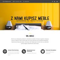 Salon meblowy, wykonujemy meble na zamówienie i na wymiar. ./_thumb/dalmeble.pl.png