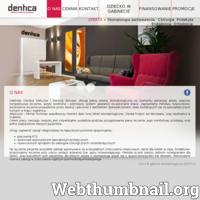 Gabinety Dentica Kiełczów i Dentica Wrocław oferują  pełną opiekę stomatologiczną od momentu pierwszej wizyty, poprzez kompleksowe leczenie, wizyty kontrolne i późniejszy system gwarancji na wykonane prace. Zapewniamy Państwu nowoczesne, bezbolesne leczenie prowadzone przez lekarzy i personel z wieloletnim doświadczeniem, stale kształcących się na specjalistycznych kursach w kraju i zagranicą. Chcąc zapewnić usługi i diagnostykę na najwyższym poziomie dysponujemy: pracownią RTG doskonale wyposażonym laboratorium protetycznym nowoczesnym sprzętem do zabiegów chirurgicznych i endodontycznych