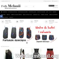 Chcecie być folkowo ubrani?  Napiszcie, zadzwońcie, przyjedźcie do Folk Melanii!!!  Tu znajdziecie to co chcecie: sukienki, spódnice, kominy.  Jak je założycie to zrzedną wszystkim miny :)