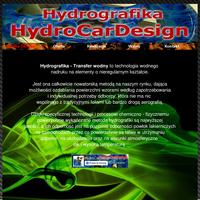 Hydrografika - Transfer wodny jest procesem przeniesienia wzorów na każdy element: metalowy, aluminiowy, plastikowy, drewniany i wiele innych których powierzchnia jest twarda nie porowata a zanurzenie w wodzie nie spowoduje uszkodzenia.<br />Jest to nowa metoda na naszym rynku wykorzystująca zjawisko wyporności wody, dająca możliwość ozdabiania powierzchni płaskich a także o bardzo skomplikowanych kształtach, gdzie właśnie ciśnienie wody powoduje że folia ze wzorem dotrze i pokryje wszystkie zakamarki i załamania danego elementu.