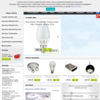 Oferujemy Państwu energooszczędne oświetlenie LED, które zarazem stanowi estetyczny element naszych pomieszczeń. Paski LEDjako źródła światła są innowacyjnym rozwiązaniem. Dzięki wykorzystaniu technologii SMD w naszej ofercie znajdą Państwotaśmy LEDjedno i wielo-kolorowe. W sprzedaży możemy dostaćpaski LEDwyprodukowane w wersji normalnej oraz i wodoodpornej. W przypadku rozwiązania odpornego na działanie wody dodatkowo pokrywa się je żelowym płaszczem chroniącym przed zgubnym działaniem wody. Z racji swojej różnobarwnej kolorystykilistwy LEDda się wykorzystywać zarówno pomieszczeniach oraz na zewnątrz.Taśmy LEDmogą służyć jako element dekoracyjny oraz jako główne źródło światła. . Zapraszamy zatem do odwiedzenia naszego sklepu internetowego i zapoznanie się z ofertą.
