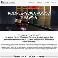 Kompleksowa pomoc prawna oferowana przez doświadczony zespół adwokatów i radców prawnych. Obsługa prawna osób fizycznych, przedsiębiorców i innych podmiotów.