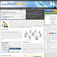 Jeszcze parę lat temu, ze względu na koszty inwestycji, z systemów klasy CRM mogły korzystać tylko duże przedsiębiorstwa. W dzisiejszych czasach są podstawą funkcjonowania dochodowego biznesu również dla małych firm. Dzieje się tak ze względu na potrzeby rynku oraz duży postęp w zakresie technologii informatycznych. Przedmiotem naszej oferty jest system LucidCRM, który udostępniamy w technologii Cloud Computing, czyli online z możliwością taniego korzystania w każdym miejscu na świecie. Nasz system zawiera w sobie pełną funkcjonalność w zakresie charakterystycznych dla CRM elementów wzbogaconą o mechanizmy komunikacji pracowników firmy. Pozwala na wyraźną poprawę organizacji pracy w firmie oraz znaczne polepszenie procesu interakcji z klientem. Użytkownicy systemu mają dostęp do wszystkich niezbędnych informacji na temat dotychczasowych zachowań swoich klientów, ich preferencji, wymagań, danych kontaktowych, historii sprzedaży z nimi związanych, spotkań, itp. Możesz go wypróbować już t