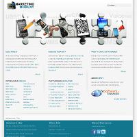 Strona zawiera bezpłatną bazę wiedzy na temat marketingu mobilnego, zastosowania SMS i MMS oraz ciekawe rozwiązań. Codzienna aktualizacja strony gwarantuje najszybszy dostęp do aktualności ze świata, ciekawych treści o SMS-ach, reklamach i kampaniach SMS i MMS, powiadomieniach SMS i loteriach SMS. Marketingowcy znajdą w serwisie wszystkie potrzebne informacje o marketingu mobilnym, od budowania treści marketingowych SMS-ów i MMS-ów i masowych wysyłek SMS i MMS, aż po analizy i raporty dotyczące skuteczności przeprowadzonych już kampanii SMS.