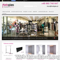 Firma Mebglas oferuje profesjonalne wyposażenie sklepów w najwyższej jakości meble sklepowe takie jak Gabloty ekspozycyjne, gabloty szklane, panele shop wall, panele space wall, oraz inne systemy ekspozycyjne.
