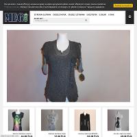 Witryna Megi.shoplo.com to właściwe miejsce dla pań lubiących oryginalne ubrania. Gwarantowana jest elegancka odzież. Serdecznie zapraszamy na stronę internetową wszystkie panie będące zwolenniczkami dodatków w formie biżuterii. Kliknij na stronę, aby zamieszczać ubrania w koszyku. Tutaj możesz dokładnie obejrzeć każdy towar przed zrobieniem zakupów. Zapewniane golfy posiadają różnorodne fasony, analogicznie jak elegancka odzież innego typu. Tanie ubrania pozwalają na rozsądne gospodarowanie pieniędzmi. Ciucholand online to okazja, by odziać się nieszablonowo i szykownie. ./_thumb/megi.shoplo.com.png