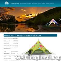 Namioty reklamowe JEHLAN to jedne z najbardziej efektownych rozwiązań zadaszenia. Doskonale sprawdzają się na wszelkiego rodzaju imprezach plenerowych.
