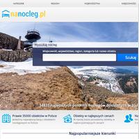 Wyszukiwarka sprawdzonych, najlepszych i najtańszych noclegów w Polsce. Posiadamy dane ponad 35tys. obiektów noclegowych. Tylko sprawdzone i aktualizowane na bieżąco oferty.