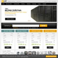 Firma ODT zajmuję się prowadzeniem usług hostingowych. Na rynku działa od 2003 roku, posiada więc ogromne doświadczenie. Dzięki temu hosting w firmie ODT stoi na najwyższym poziomie. Prowadzony jest najnowocześniejszym sprzęcie takich marek jak IMB i VMware. Jest on stale monitorowany przez zewnętrzne firmy. Monitoring serwerów prowadzony jest przez zewnętrzne firmy. Dla klientów firma ODT przygotowała w ramach hostingu wiele atrakcyjnych promocji. W wybranych pakietach rejestracja domen jest całkowicie darmowa. Koszt przedłużenia domen również jest bardzo korzystny dla osób korzystających z hostingu w firmie ODT. Dla bardziej wymagających klientów przygotowane są serwery vps. Dają one pełną kontrolę i funkcjonalność za dobrą cenę. Wirtualny podział zasobów powoduję, że każdy serwer vps działa niezależnie od drugiego. Firma ODT zapewnia dla korzystających z jej hostingu całodobowe wsparcie techniczne. Klienci mają w wybranych pakietach możliwość skorzystania z kreatora stron www. Wszys ./_thumb/odt.pl.png