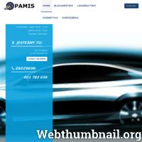 PAMIS - lakiernictwo samochodowe, blacharstwo, ogrodzenia - Gniezno
