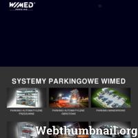 WIMED jest dostawcą profesjonalnych systemów parkingowych. W ofercie firmy znaleźć można parkingi automatyczne (obrotowe i przesuwne), parkingi manewrowe, parkingi zależne, parkingi niezależne oraz obrotnice.  WIMED to firma z ponad dwudziestoletnią tradycją na polskim rynku. Przedsiębiorstwo stawia przede wszystkim na jakość i bezpieczeństwo swoich produktów. WIMED to także zespół wysokiej klasy specjalistów i inżynierów, którzy dopasowują produkty firmy do indywidualnych potrzeb klientów.