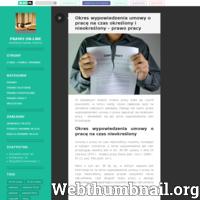 Blog poświęcony pomocy prawnej, przepisom prawa, a także porady prawne on-line. Sprawdź aktualne przepisy prawa pracy, a także informacje na temat jakie zmian w