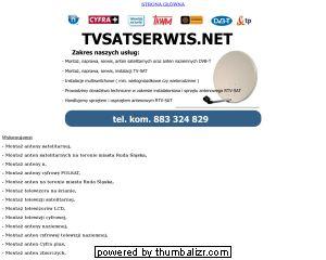 Nasza Firma TVSATSerwis.net oferuje Państwu usługi montażu anteny satelitarnej w tym Cyfra Plus, Cyfrowy Polsat, Telewizja N czy też Telekomunikacja Polska ORANGE oraz montażu anteny telewizyjnej na terenie miasta Ruda Śląska jak i okolic. Zapewniamy serwis gwarancyjny jak i pogwarancyjny, a na każde wykonane zlecenie udzielamy gwarancji. Zapraszamy do odwiedzenia naszej strony internetowej, a W razie jakichkolwiek pytań prosimy o kontakt telefoniczny: 883 324 829