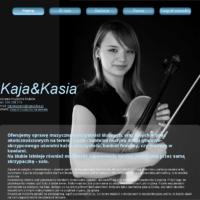 Skrzypaczka z Łodzi zapewni wytrawną oprawę muzyczną na zaślubinach a również innego typu imprezach okolicznościowych, przeważnie grając razem z gitarzystką, która akompaniuje skrzypaczce na gitarze akustycznej. W czasie imprezy istnieje możliwość zagrania zarówno utworów klasycznych jak i współczesnych, oraz wokalnych. Usługi muzyczne zarówno skrzypaczka jak i duet wykonuje na terenie Łodzi i najbliższych okolic.