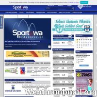 Sportowa Bydgoszcz.pl - to miejsce w sieci, gdzie znajdziesz najnowsze informacje o sporcie w Bydgoszczy !