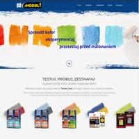 Testery farb do ścian i sufitów – kup tester koloru, próbkę farby lub wzornik i sprawdź odcień przed malowaniem. Dobieraj kolory, sprawdź jakość farby.