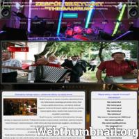 zespół muzyczny orkiestra na wesela, bankiety imprezy okolicznościowe oraz firmowych.  żywiołowa biesiada zabawy studniówka festyny
