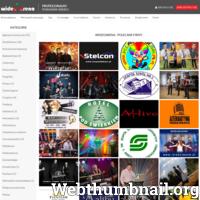 """Portal """"Wideo arena"""" powstał w Toruniu, jako rozwinięcie istniejącego już od kilku lat portalu """"Wkoło nas"""". Zamysłem naszym było stworzyć witrynę, która pomoże Państwu w rozwiązywaniu codziennych problemów. Dlatego dołącz do nas. Załóż konto i wstaw swoje filmy do odpowiedniej kategorii na stronie głównej. Jak dzieje się coś nowego w Twojej firmie, zrób zdjęcia i wstaw do zakładki """"Co nowego"""". Poza tym wykorzystaj pozostałe podstrony, a na pewno spowodujesz tym zwiększenie zainteresowania swoja działalnością."""