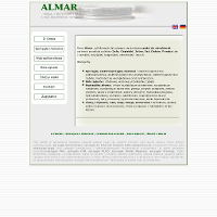 Przedsiębiorstwo Handlowo-Usługowe Almar proponuje części zamienne do maszyn przemysłowych do obróbki metali (tokarek, frezarek, wiertarek). Bestsellerem z propozycji sprzedażowej ALMAR jest nowoczesne sprzęgło do tokarki. Asortyment towarów proponowany przez przedsiębiorstwo obejmuje różnego rodzaju elektrosprzęgła, sprzęgła mechaniczne oraz sprzęgła Stromag - elektromagnetyczne pochodzące tylko i wyłącznie od najlepszych producentów.