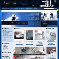 Serdecznie zapraszamy na naszą stronę internetową, na której są zamieszczone wszystkie nasze produkty oraz cały asortyment który sprowadzamy od renomowanych światowych producentów umywalek. ./_thumb/www.arnotpol.pl.png