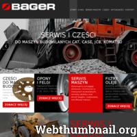 Firma BAGER jest bezpośrednim importerem części zamiennych na potrzeby maszyn Caterpillar, Case, JCB i innych. W swojej ofercie posiadamy części oryginalne jak i części alternatywne(zamienniki). Naszą firmę tworzy zespół ludzi dysponujących doskonałą wiedzą techniczną oraz znajomością oferowanych przez nas produktów. Zapraszamy do zapoznania się z naszą ofertą.  Mamy przyjemność poinformować Państwa, że jesteśmy autoryzowanym przedstawicielem firmy Specol SP. Z o.o., produkującej najwyższej klasy środki smarne, płyny eksploatacyjne pa potrzeby ciężkiego sprzętu budowlanego. Wyłącznie na potrzeby firmy BAGER została stworzona seria środków smarnych o nazwie SpecCAT serii PLUS. Seria PLUS charakteryzuje się doskonałymi właściwościami przeciwzużyciowymi, maksymalnie ogranicza zużycia materiałowe, oraz wykazuje bardzo wysoką kompatybilność z materiałami z którymi współpracuje. Oleje serii SpecCAT spełniaja wymagania: SAE 10W, SAE30, CATERPILLAR TO-4, JSB, CASE, KOMATSU Micro-Clutch,