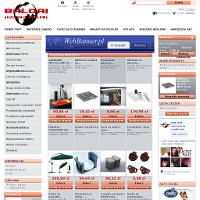 Sklep internetowy www.baldai.pl zajmuje się sprzedażą różnego rodzaju akcesoriów: akcesoria meblowe, akcesoria kuchenne, wyposażenie domu. W swoje ofercie posiadamy zawiasy, zamki meblowe, systemy szuflad, podpórki, kątowniki, oświetlenie, elektrykę, narzędzia, wiertła. Zapraszamy do odwiedzenia naszej strony internetowej na której możecie państwo zapoznać się z aktualną ofertą sklepu. Na pewno każdy znajdzie coś dla siebie!