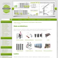 Działalność rozpoczęliśmy w 1993r. Od samego początku specjalizowaliśmy się w projektowaniu i ocenie konstrukcji budowlanych, a także usługach remontowo-budowlanych.  OFERUJEMY: - usługi projektowe - nadzór budowlany - doradztwo  - prowadzenie inwestycji - ekspertyzy i opinie techniczne   Szczegółowe informacje dostępne są na stronie www.bariery-miejskie.pl ./_thumb/www.bariery-miejskie.pl.png