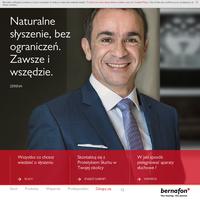 Dla osób z ubytkami słuchu firma Bernafon poleca nowoczesne szwajcarskie aparaty słuchowe wykorzystujące opatentowane rozwiązania techniczne z zakresu protetyki słuchu. Oferuje szeroką gamę modeli w różnych przedziałach cenowych zapewniając urządzenia najwyższej klasy z odpowiednią gwarancją i serwisowaniem. Użytkownicy aparatów słuchowych marki Bernafon mają komfortowy kontakt z bliskimi i całym otoczeniem dźwiękowym nawet w warunkach środowiska o dużym natężeniu szumów zewnętrznych oraz możliwość bezprzewodowego korzystania z telefonu i urządzeń elektronicznych.