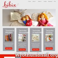 Bibix to sklep dla osób zajmujących się rękodziełem. To również sklep dla osób, które szukają niepowtarzalnych, pięknych przedmiotów wykonanych ręcznie, oraz dla tych, którzy szukają wyjątkowych prezentów.