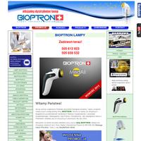 Wszystko na temat leczenia światłem lampy Bioptron. Oficjalna promocja lamp Bioptron od Zepter i szybka realizacja. Obsługa cała Polska. tel 505 658 532