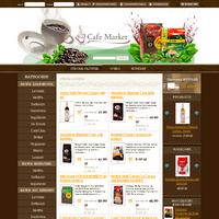 Najlepsza i najsmaczniejsza kawa włoska już teraz oferowana jest w sklepie www.cafemarket.pl. Klienci znajdą tutaj wspaniałe smaki, oraz różnego rodzaju kawę, zarówno mieloną, jak również tą w całych ziarnach. Ci, którzy zakochani są w smaku kawy ekspresowej również znajdą tutaj odpowiednie produkty dla siebie, Polecamy sklep internetowy w którym kupicie Państwo wspaniałe, aromatyczne kawy prosto z Włoch.  W internetowym sklepie www.cafemarket.pl znaleźć można różnorodne rodzaje kawy, które są smaczne, oryginalne i aromatyczne.
