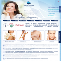 Zapraszamy na stronę internetową naszej kliniki chirurgii plastycznej. Znajdą tutaj Państwo wszelkie informacje o naszych zabiegach. Wejdź i sprawdź! ./_thumb/www.chirurgia-gromadzinski.pl.png