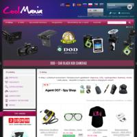 E-sklep z unikalnymi prezentami i fantastycznymi gadżetami. Impreza, LED, szpiegostwo, kamery, moda i wiele więcej... Wszystko to kupisz u nas online w okazyjnych cenach.