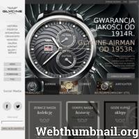 Glycine to kultowa szwajcarska manufaktura produkująca  zegarki nieprzerwanie od 1914r, mająca w swojej ofercie legendarne zegarki lotnicze, w tym Airmana, którego historia sięga 1953 roku i którego koncepcja zrodziła się na pokładzie samolotu. Ale Glycine to także zegarki nurkowe, klasyczne, wojskowe i toolowe. Glycine jest jedną z 20 marek, które nigdy nie opuściły targów BaselWorld od czasu ich powstania. Glycine Airman to pierwszy w historii zegarmistrzostwa zegarek 24 godzinny, a także pokazujący czas w kilku strefach jednocześnie.