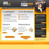 IDQ.PL to sieć afiliacyjna oferującą sprawdzone programy partnerskie dla wydawców stron internetowych. Programy afiliacyjne na naszej stronie podzielone są na odpowiednie kategorie tematyczne. Reklama w sieci nie jest nam obca!  Reklamodawcy z wielu krajów, atrakcyjne programy dla wydawców, gwarancja szybkiego zarobku i konkurencyjne prowizje za efektywną sprzedaż.  Masz stronę internetową i chcesz sprzedawać produkty lub usługi? Chcesz skorzystać z marketingu afiliacyjnego i generować większą sprzedaż oraz nowych klientów? Te i inne cele możesz osiągnąć z idq.pl! Istnieje wiele powodów, dla których warto zdecydować się na nasz program partnerski.
