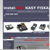 Jesteśmy firmą 18 letnim doświadczeniem, posiadamy szeroki wybór kas fiskalnych, drukarek fiskalnych, wag elektronicznych  polskich producentów i nie tylko tj. ELZAB, POSNET, NOVITUS, DIBAL, MEDESA, CAS, DIGI I INNE. Tel. 508 560 858, 508 560 855 ORAZ Kasy Fiskalne Drukarki Fiskalne Wagi elektroniczne (również legalizacja i kalibracja wag) Czytniki kodów kreskowych Kolektory danych Szuflady do kas Metkownice Krajalnice Drukarki paragonowe Sprawdzarki cen Systemy monitoringu Terminale kart płatniczych Systemy POS Rolki kasowe Instalacje elektryczne Pogotowie elektryczne Serwis Kas Fiskalnych 24h