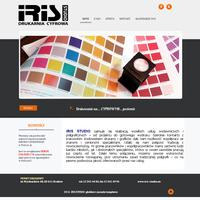 Iris Studio zostało założone w 1999 roku. Zajmuje się realizacją usług poligraficzno-reklamowych oraz wydawniczych – od projektu do gotowego wydruku.   Zakres usług: - projektowanie graficzne - druk cyfrowy: wydruki i kserokopie kolorowe oraz czarno-białe - wizytówki - ulotki, plakaty - teczki ofertowe - foldery, metki, cenniki, katalogi - banery, standy, szyldy, kasetony - książki, broszury, czasopisma - pieczątki - kalendarze - laminowanie, foliowanie - bindowanie, termobindowanie, oprawy kanałowe, oprawy spiralą - docinanie do formatu - druk offsetowy, sitodruk, tampondruk - gadżety reklamowe