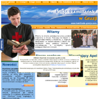 Strona poświęcona kamiliańskiej misji zakonnej w Gruzji.