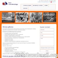 Kurs języka holenderskiego on-line. Jeżeli jesteś zainteresowany nauką języka holenderskiego od podstaw, zapraszamy na kurs. Materiały są przesyłane emailem lub drogą pocztową. Własne tempo nauki, lekcje są prowadzone indywidualnie, dostosowane do Twojego tempa nauki. Kurs przeznaczony jest m.in. które chciałyby poznać język holenderski, dla osób podejmujących pracę w Holandii, przeprowadzających się do Holandii itp.