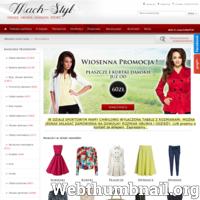 Mach-Styl - sklep odzieżowy, sklep z ubraniami, odzież damska - Mach-Styl to nowoczesny sklep internetowy dla pań, panów i dzieci