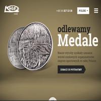 Jesteśmy odlewnią metali nieżelaznych, wykonujemy odlewy dla wielu branż. Z pasji i zamiłowania właściciela do sportu, wielokrotnie byliśmy organizatorami zawodów sportowych, gdzie po raz pierwszy mieliśmy przyjemność zaprezentowania medali własnej produkcji. Obecnie nasze wyroby zyskały uznanie wśród czołowych organizatorów imprez sportowych w całej Polsce.