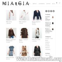 Nowo powstała przestrzeń świeżych i niewymuszonych projektów, unikatowych egzemplarzy oraz limitowanych edycji odzieży damskiej. Ubrania posiadające moc przyciągania komplementów!