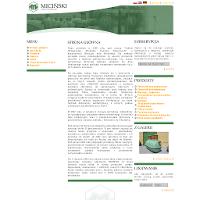 Platforma Micinski.pl została założona dla ludzi, których interesuje szambo plastikowe i wyroby z laminatu. Ciekawe produkty, szeroka oferta, stale uaktualniana baza oczyszczalni, rabaty - to jeden z sporych atutów. Z portalem Micinski.pl, kwestie typu przydomowe oczyszczalnie ścieków mają okazję odnaleźć owocne rozwiązania. Na jego łamach proponowane są między innymi oczyszczalnie 3 - komorowe jak też inne artykuły jak też laminaty poliestrowo szklane. Wejdź na serwis Micinski.pl, a tam sprawdź katalog wielorakich zbiorników a także szamb - gorąco każdego zapraszamy!