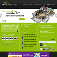 Przy udziale serwisu Mieszkaniosfera.pl proces zakupu mieszkania może przebiegać skuteczniej. Oprócz wiadomości na przykład o ofertach deweloperskich, większa część wiadomości umieszczonych na portalu tyczy się dobrych kredytów hipotecznych jak i mieszkaniowych. Osoby odwiedzające Mieszkaniosfere.pl mają możliwość z kalkulatora kredytowego, który wyliczy wstępnie zdolność kredytową. Przygotowany jest tam też ranking kredytów hipotecznych. ./_thumb/www.mieszkaniosfera.pl.png
