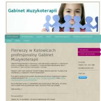 Gabinet Muzykoterapii - pierwszy w Katowicach. Terapia autyzmu, zaburzeń zachowania i rozwoju. Muzykoterapia indywidualna, warsztaty.