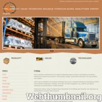 Nasze wieloletnie doświadczenie oraz solidność gwarantują najwyższą jakość sprzedawanych produktów i świadczonych usług na rynku polskim. Nasze wyroby cechują : wysoka jakoś wykonania, duża wytrzymałość oraz estetyka.  Celem naszej działalności jest produkcja wszelkiego typu skrzyń i opakowań drewnianych fitosanitarnych (ISPM 15) do transportu drogowego, morskiego i lotniczego oraz palet nietypowych, łóż, podestów, jak również zajmujemy się obróbką drewna i stolarka meblową.  Świadczymy również usługi w kompleksowych pakowaniach do wszelkiego typu transportu oraz zajmujemy się profesjonalnym montażem mebli na wymiar.  W celu kompleksowego zabezpieczenia wszelkiego typu ładunków, stosujemy specjalistyczne techniki pakowania wraz z  zabezpieczeniami transportowymi w skład których wchodzą: pasy, spinki, folie zabezpieczające ( Al, VCI, termokurczliwa)oraz zabezpieczenia antykorozyjne.   ./_thumb/www.opakowania-transportowe.pl.png